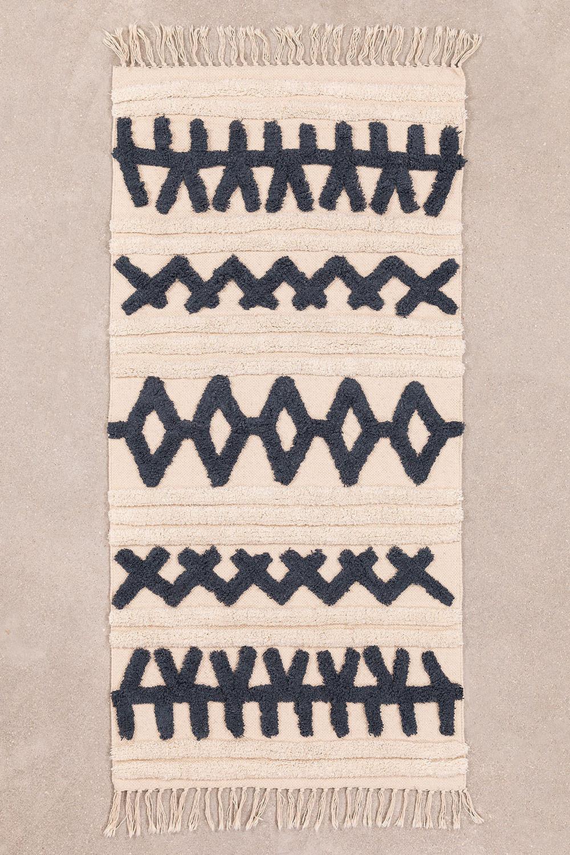Baumwollteppich (160x70 cm) Belin, Galeriebild 1