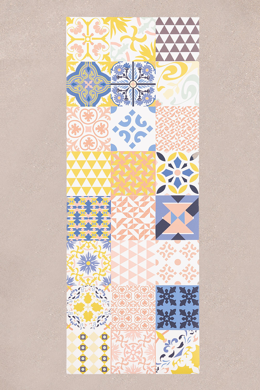 Vinylteppich (135x50 cm) Zule, Galeriebild 1