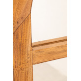 Spiegel aus recyceltem Holz (149 x 87 cm) Vient, Miniaturansicht 5