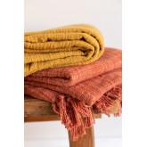 Palid Decke in Fenna Baumwolle, Miniaturansicht 1