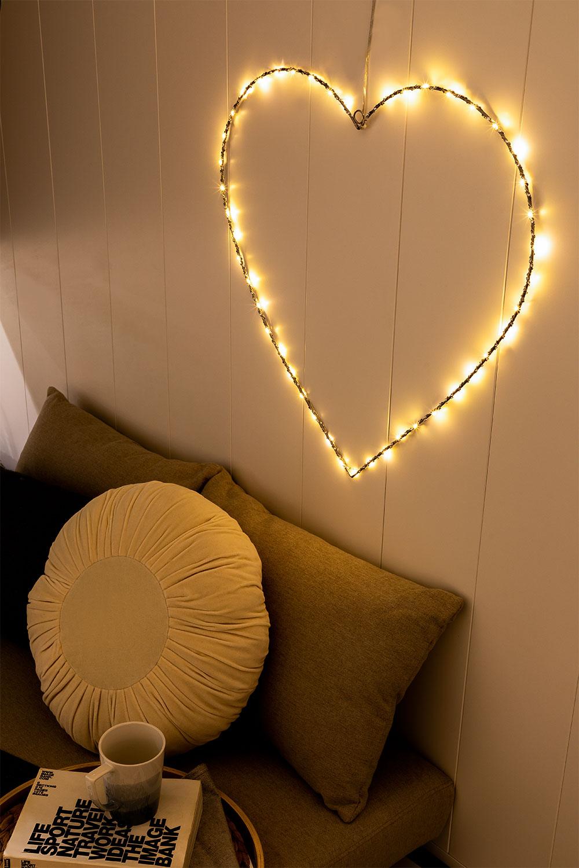 Dekorative LED Garland Deit, Galeriebild 1