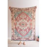 Karierte Decke aus Baumwolle Moraira, Miniaturansicht 1