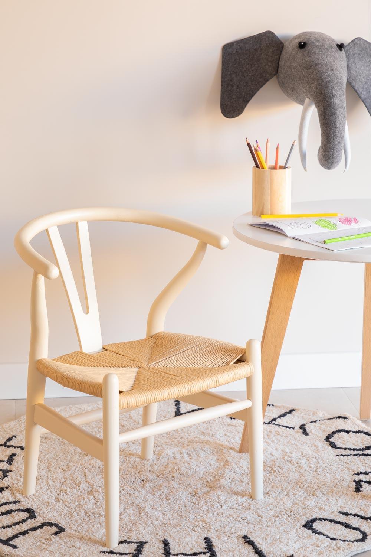 Mini Uish Kinderstuhl aus Holz, Galeriebild 1