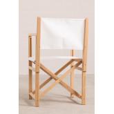 Pitt Folding Director Chair, Miniaturansicht 3