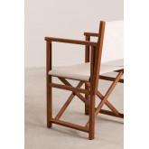 Pitt Folding Director Chair, Miniaturansicht 6