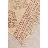 Karierte Decke aus Paiti-Baumwolle, Miniaturansicht 4