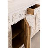 Dimma Holz Sideboard mit Schubladen, Miniaturansicht 3