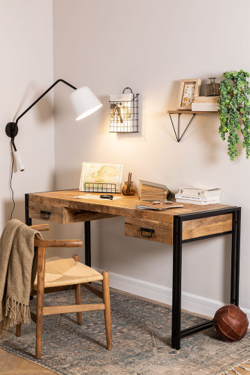 Tanem Wood Desk