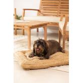 Hundebett  Fakip (60 cm x 90 cm) aus Jute, Miniaturansicht 1
