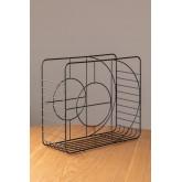 Urial Steel Magazine Rack, Miniaturansicht 2