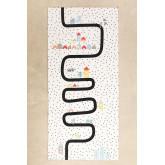 Baumwollteppich (160x74 cm) Ray Kids, Miniaturansicht 2