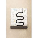 Baumwollteppich (160x74 cm) Ray Kids, Miniaturansicht 3
