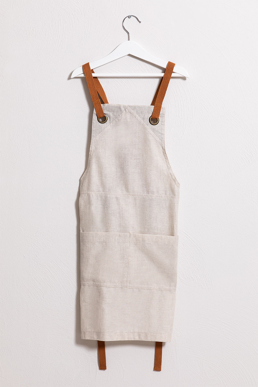 Leinen- und Baumwollschürze Zacari Kids, Galeriebild 1