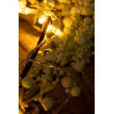 Dekorative LED-Girlande (2,02 m) Piia, Miniaturansicht 6
