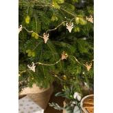 LED Weihnachtsgirlande 220 cm Linda, Miniaturansicht 1