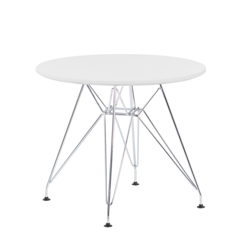 Tisch Brich Scand [KIDS!] BRICH Ø60 metallisiert, Galeriebild 1