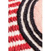 Kissenbezug aus Albba-Baumwolle und Jute, Miniaturansicht 3