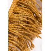 Kissenbezug aus Albba-Baumwolle und Jute, Miniaturansicht 4