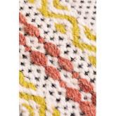 Quadratisches Baumwollkissen (50x50cm) Vuer, Miniaturansicht 4