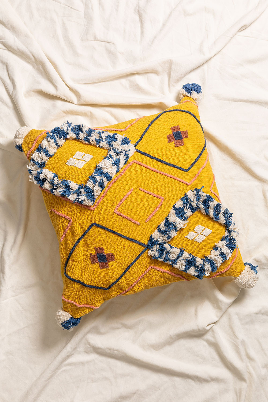 Kissenbezug aus Baumwolle Mütad, Galeriebild 1