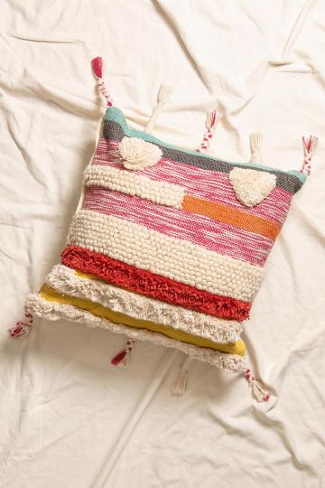 Kissenbezug aus Baumwolle Tez