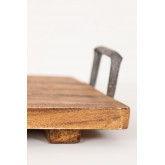 Baka recyceltes Holztablett, Miniaturansicht 6