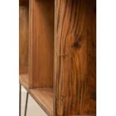 Ceila Hall aus recyceltem Holz, Miniaturansicht 5