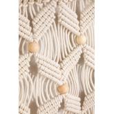 Wandteppich mit Wandregal aus Baumwolle Liv, Miniaturansicht 4