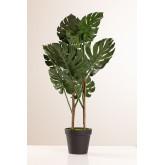 Monstera künstliche Pflanze, Miniaturansicht 2