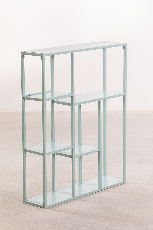 Modulares Wandregal aus Metall (75 cm) Thura, Galeriebild 1