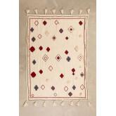 Ispa Cotton Plaid Decke, Miniaturansicht 1