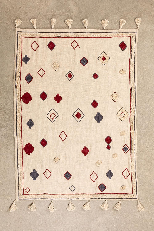 Ispa Cotton Plaid Decke, Galeriebild 1