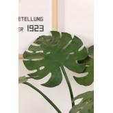 Monstera künstliche Pflanze, Miniaturansicht 3
