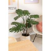 Monstera künstliche Pflanze, Miniaturansicht 1