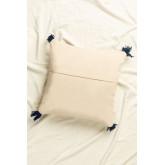 Quadratisches Baumwollkissen (50x50 cm) Azanel, Miniaturansicht 876370