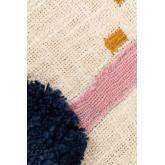 Quadratisches Baumwollkissen (50x50 cm) Azanel, Miniaturansicht 876379