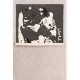 Baumwollteppich (180x120 cm) Karte, Miniaturansicht 2