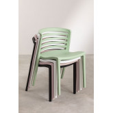Pack 4 Stühle Mauz, Miniaturansicht 6