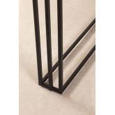 Rechteckiger Esstisch aus Mangoholz (150x90 cm) Betu, Miniaturansicht 5