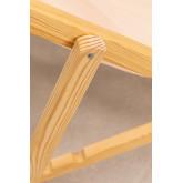 Dalma Colors Folding Hängematte aus Holz, Miniaturansicht 6