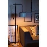 Stehlampe mit Fendi Hängeschirm, Miniaturansicht 2