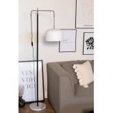 Stehlampe mit Fendi Hängeschirm, Miniaturansicht 1