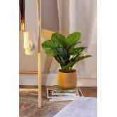Calatea dekorative künstliche Pflanze, Miniaturansicht 1