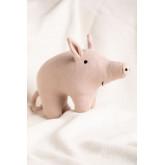 Babe Kinder Baumwolle Plüsch Schwein, Miniaturansicht 2