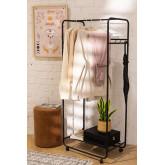 Safra Garderobe auf Rädern, Miniaturansicht 1