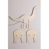 Dino Kinder Tischlampe, Miniaturansicht 5