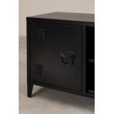TV-Schrank mit Metallregal Pohpli, Miniaturansicht 5