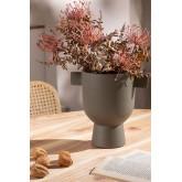 Vase in Metall Dairo, Miniaturansicht 1