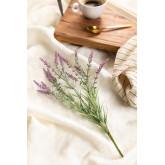 Packung mit 2 künstlichen Lavendelzweigen, Miniaturansicht 1