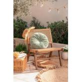 Miri Synthetic Wicker Garden Chair, Miniaturansicht 1